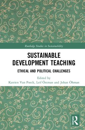 Sustainable Development Teaching: Ethical and Political Challenges book cover