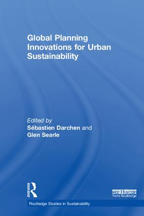 Global Planning Innovations for Urban Sustainability book cover