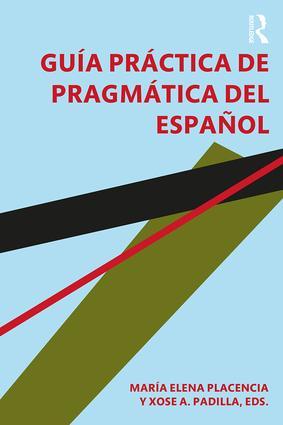 Guía práctica de pragmática del español book cover