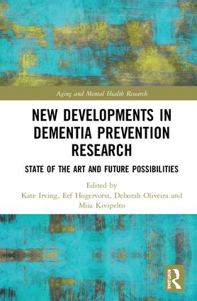 New Developments in Dementia Prevention Research: State of the Art and Future Possibilities, 1st Edition (Hardback) book cover