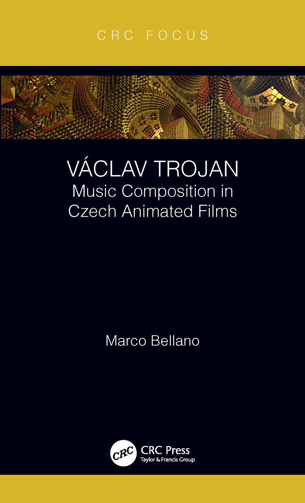 Václav Trojan: Music Composition in Czech Animated Films book cover