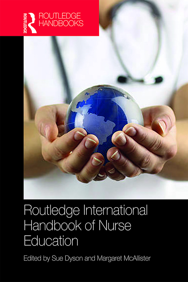 Routledge International Handbook of Nurse Education book cover