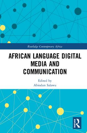 African Language Digital Media and Communication book cover
