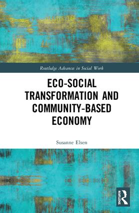 Eco-Social Transformation and Community-Based Economy book cover