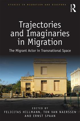 Trajectories and Imaginaries in Migration: The Migrant Actor in Transnational Space, 1st Edition (Hardback) book cover