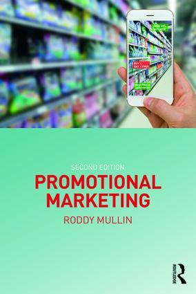 Promotional Marketing book cover