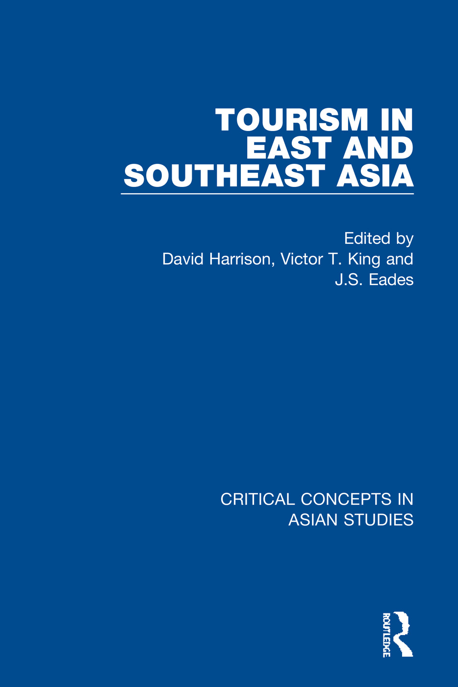 Tourism in East and Southeast Asia book cover
