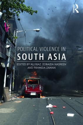 Political Violence in South Asia book cover