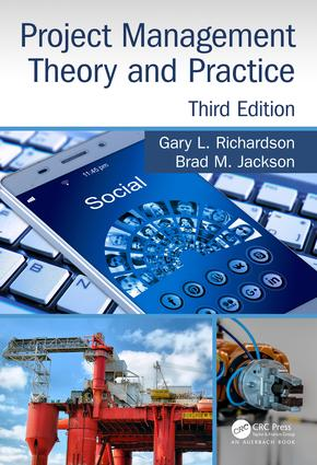 Project Management Theory and Practice, Third Edition book cover