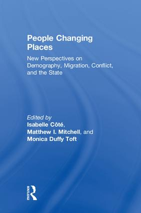 People Changing Places: New Perspectives on Demography, Migration, Conflict, and the State book cover