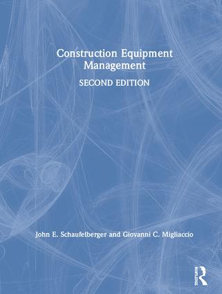 Construction Equipment Management book cover