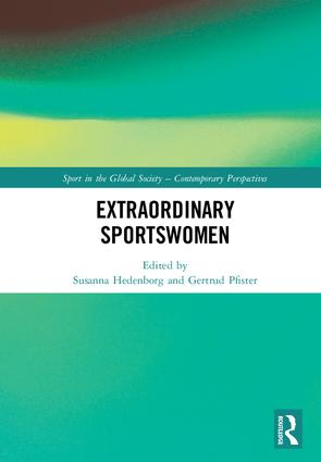 Extraordinary Sportswomen book cover