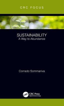 Sustainability: A Way to Abundance, 1st Edition (Hardback) book cover