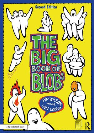 The Big Book of Blobs book cover