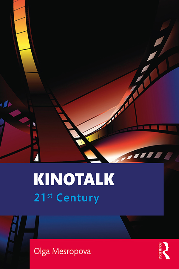 Kinotalk: 21st Century book cover