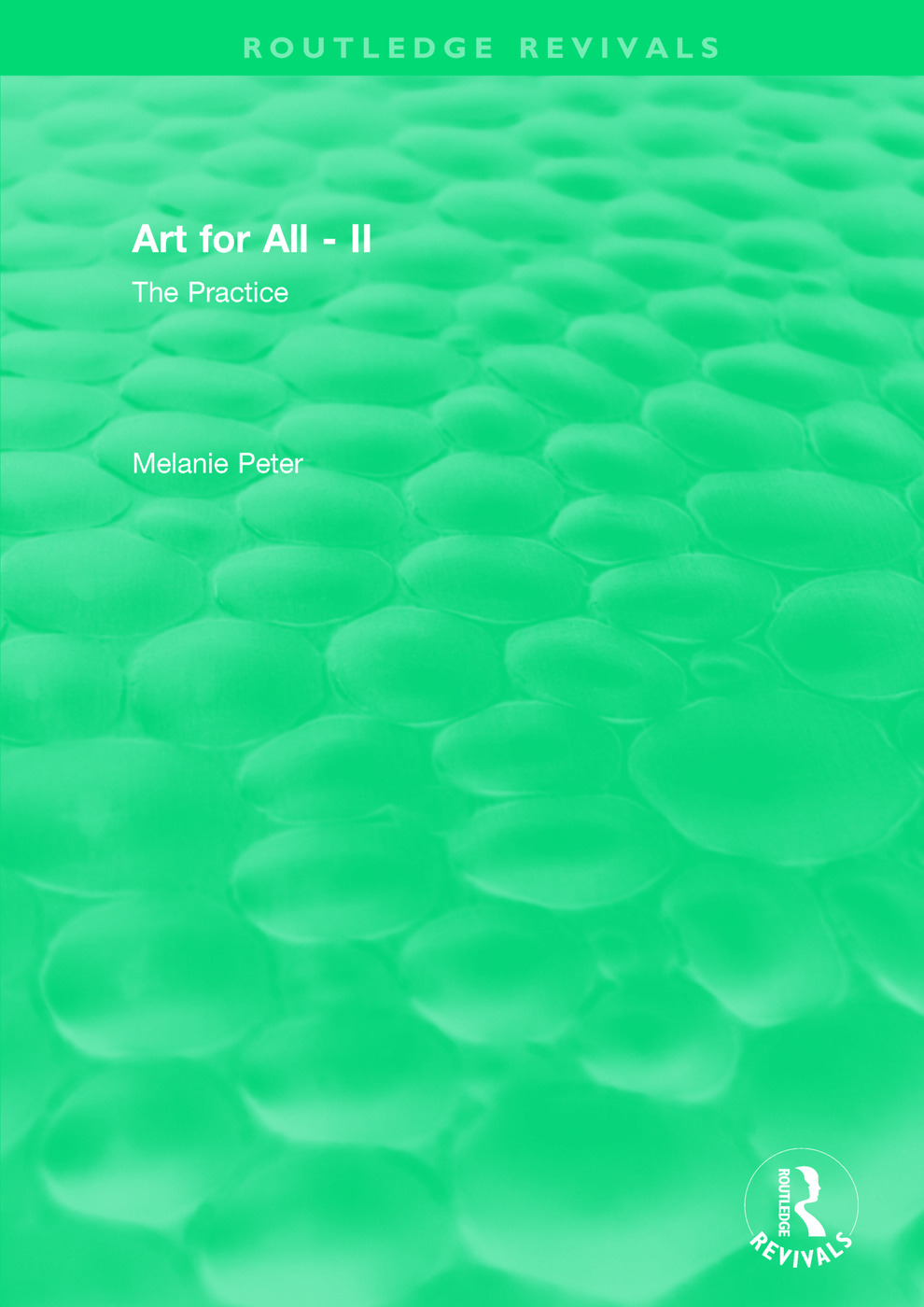 Art for All - II: The Practice book cover