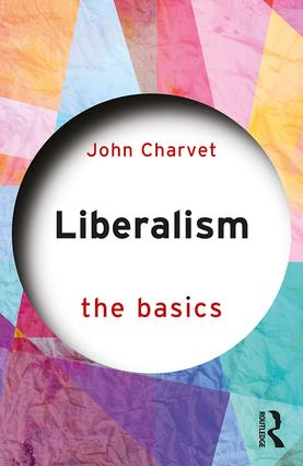 Liberalism: The Basics, 1st Edition (Paperback) book cover