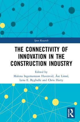 The Connectivity of Innovation in the Construction Industry book cover