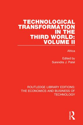 Technological Transformation in the Third World: Volume 2: Africa book cover
