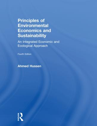 Principles of Environmental Economics and Sustainability: An Integrated Economic and Ecological Approach book cover