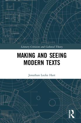 Making and Seeing Modern Texts book cover