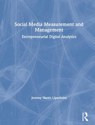 Social Media Measurement and Management: Entrepreneurial Digital Analytics, 1st Edition (Hardback) book cover