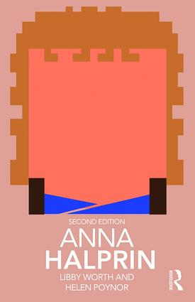 Anna Halprin book cover