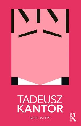 Tadeusz Kantor book cover