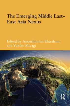 The Emerging Middle East-East Asia Nexus book cover