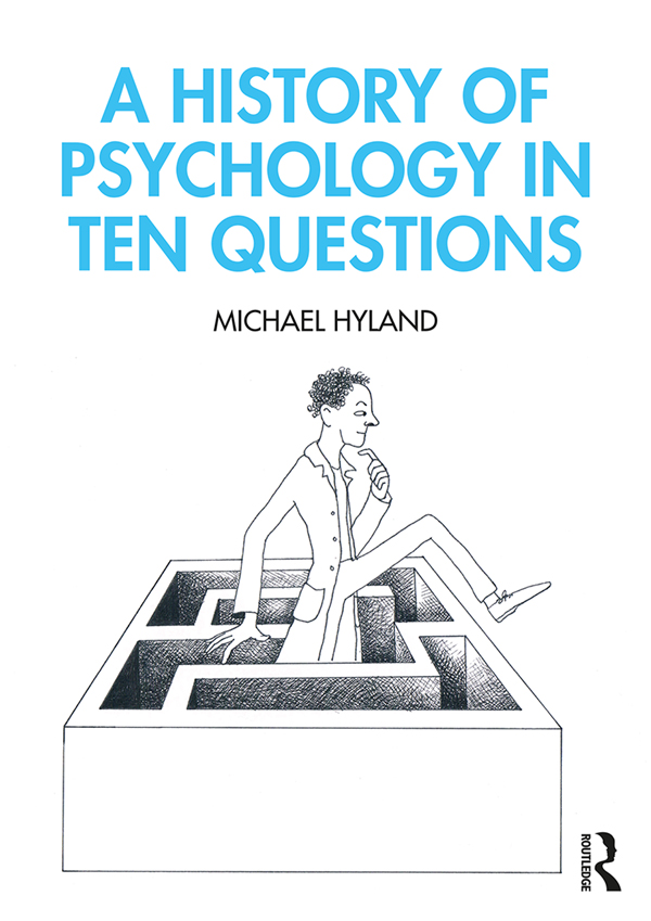 A History of Psychology in Ten Questions: 1st Edition (Paperback) book cover