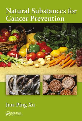Natural Substances for Cancer Prevention book cover