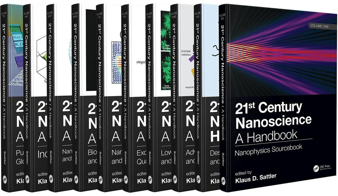 21st Century Nanoscience: A Handbook (Ten-Volume Set) book cover