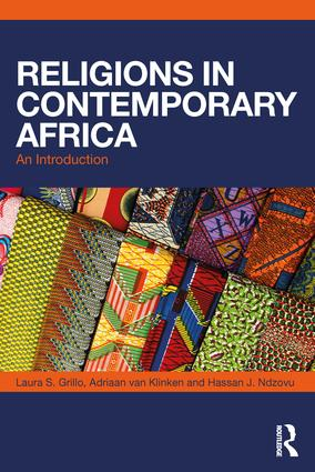 Religions in Contemporary Africa: An Introduction book cover