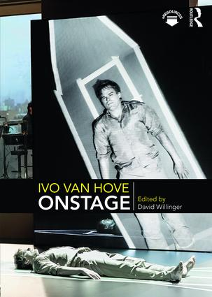 Ivo van Hove Onstage: 1st Edition (Paperback) book cover