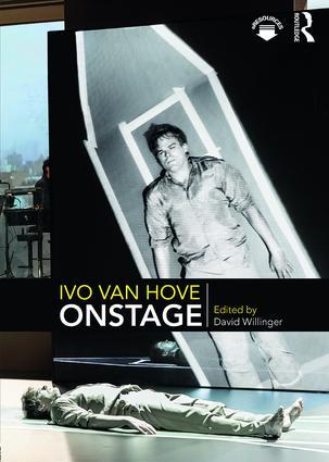 Ivo van Hove Onstage book cover