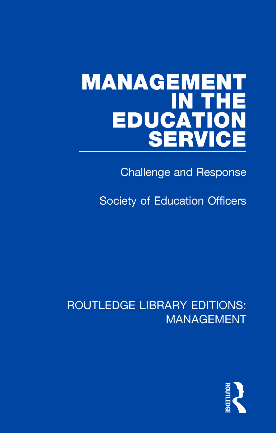 Management in the Education Service