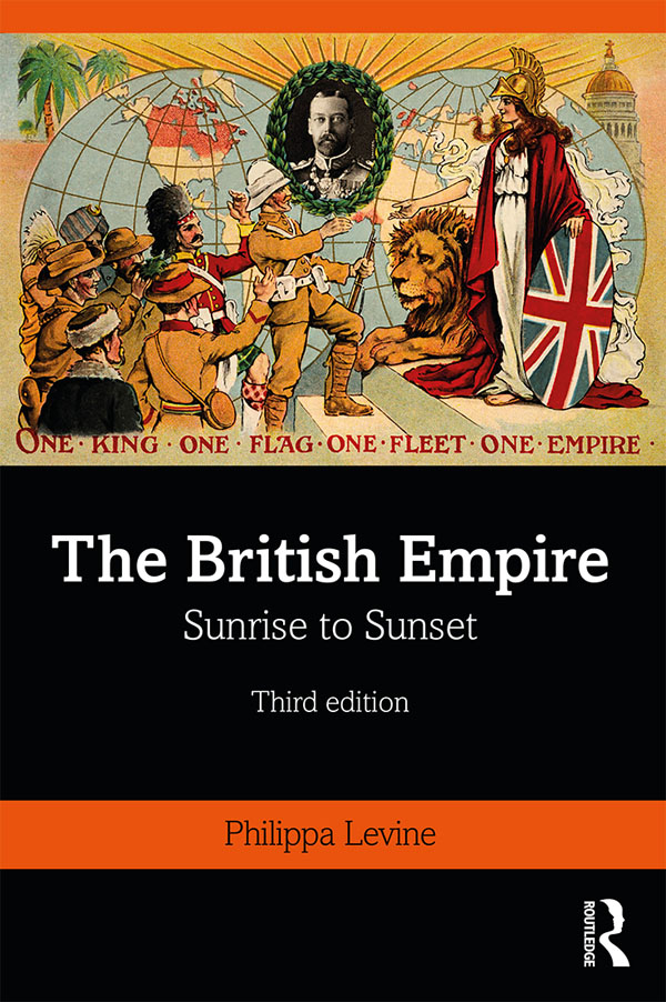 The British Empire: Sunrise to Sunset book cover