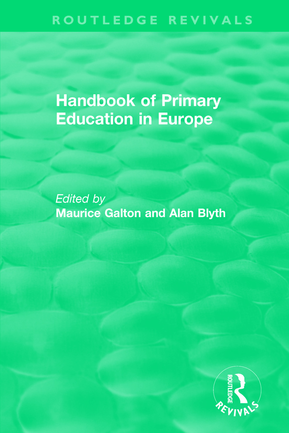 Handbook of Primary Education in Europe (1989): 1st Edition (Paperback) book cover