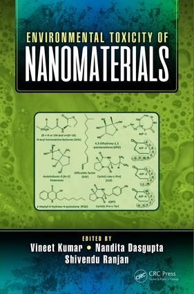 Environmental Toxicity of Nanomaterials: 1st Edition (Hardback) book cover
