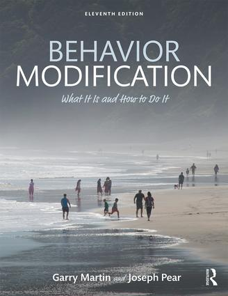 Behavior Modification: What It Is and How To Do It book cover