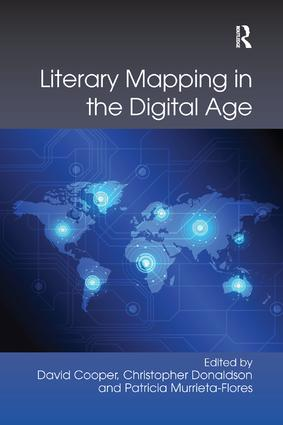 Literary Mapping in the Digital Age book cover