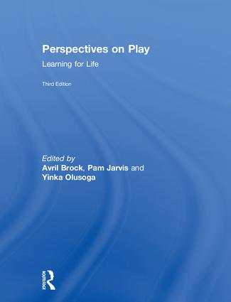Perspectives on Play: Learning for Life, 3rd Edition (Hardback) book cover