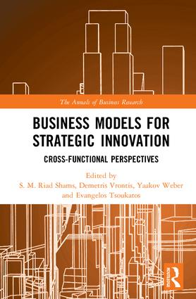 Business Models for Strategic Innovation: Cross-Functional Perspectives book cover