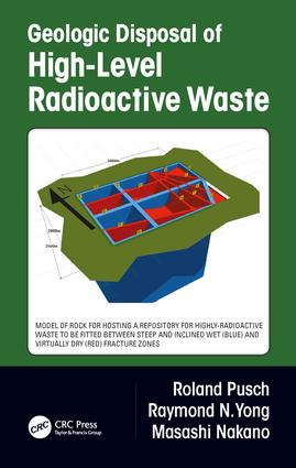 Geologic Disposal of High-Level Radioactive Waste: 1st Edition (Hardback) book cover