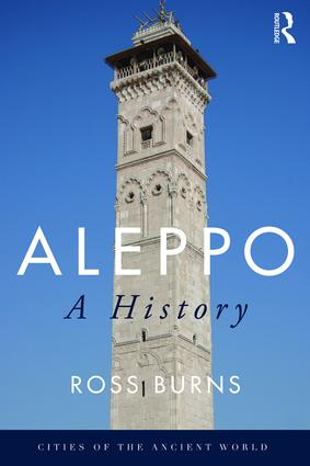 Aleppo: A History book cover