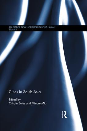 Cities in South Asia: 1st Edition (Paperback) book cover