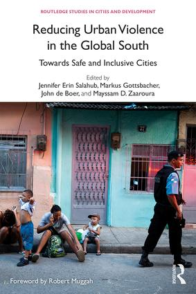 Reducing Urban Violence in the Global South: Towards Safe and Inclusive Cities book cover