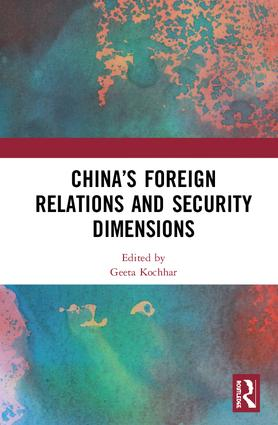 China's Foreign Relations and Security Dimensions (Hardback) book cover