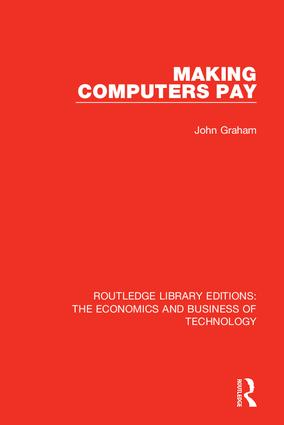 Making Computers Pay: 1st Edition (Hardback) book cover