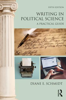 Writing in Political Science: A Practical Guide book cover